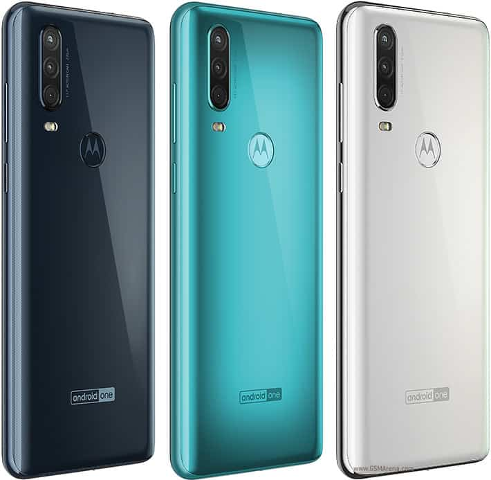 motorola one action all colors