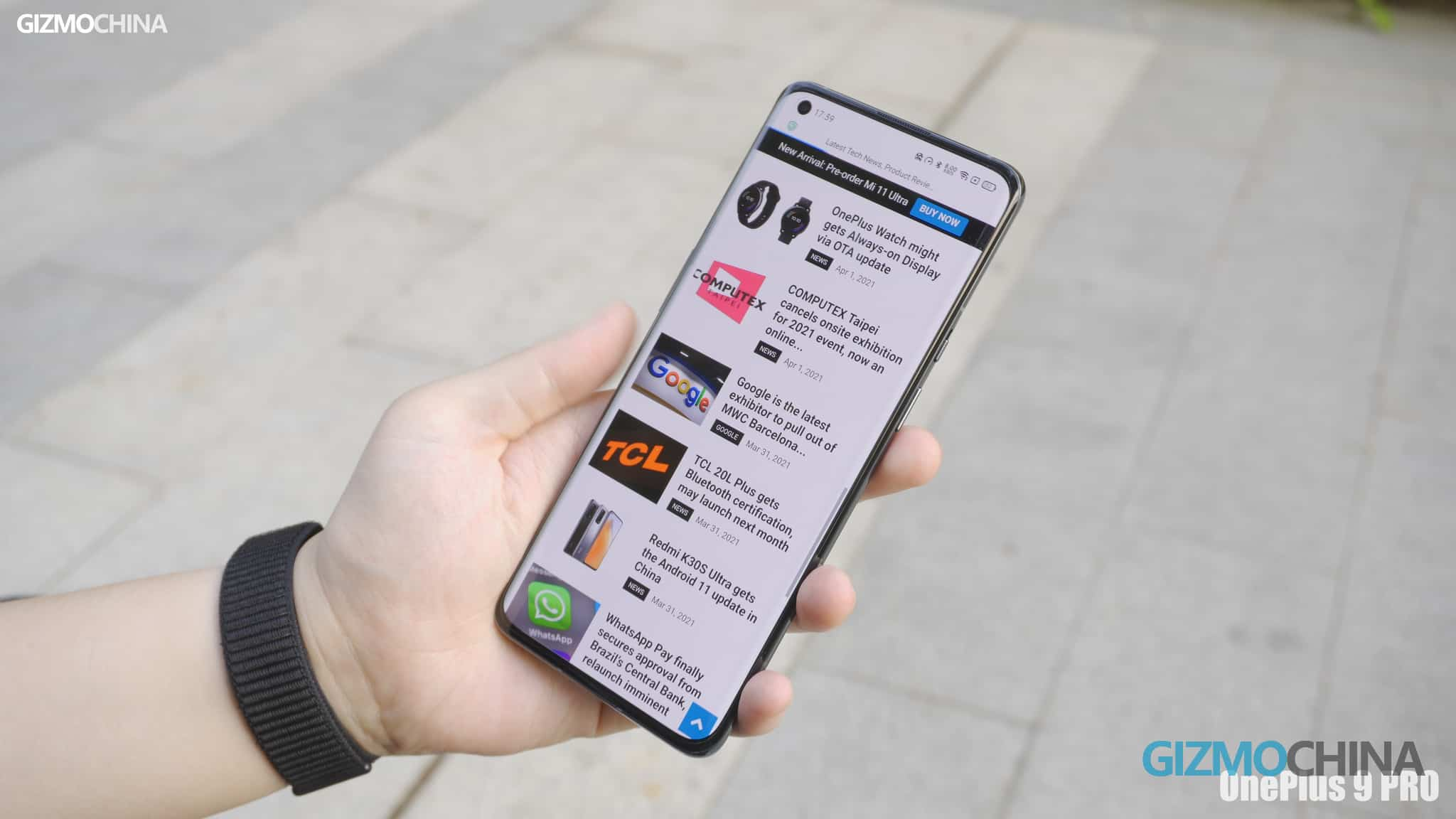 OnePlus 9 Pro Review 13